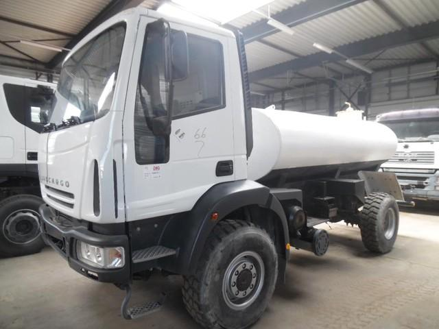 Iveco EUROCARGO 4x4 water tank