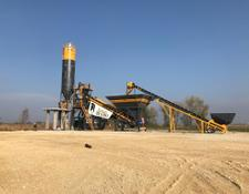Fabo Mobile Concrete Batching Plant | Turbomix 120 READY IN STOCK | E