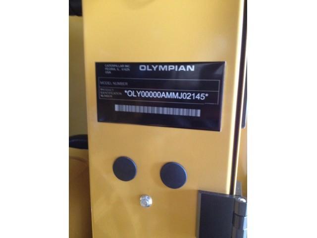 Olympian GEP13 5 - 13 5 kVA Generator set   DPX-1500