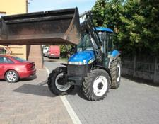 New Holland TD 5020 JX 4055S