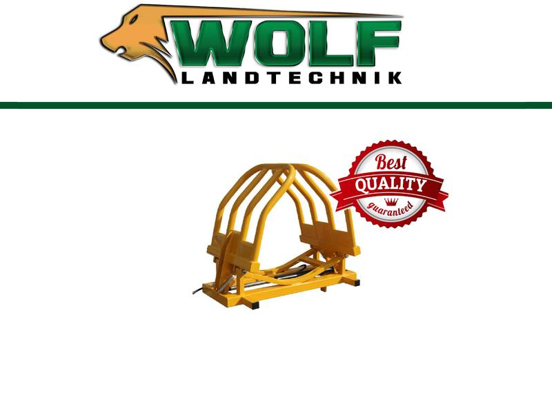 Wolf-Landtechnik GmbH Ballengreifer  BGP Plus  2100mm