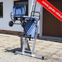 Used Geda Construction lifts for sale - baupool co uk