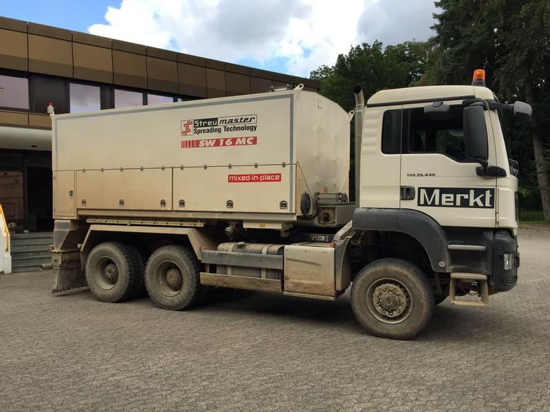 Wirtgen Spreader SW16MC