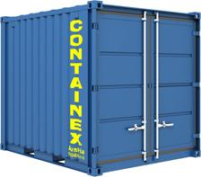Containex 20' Lagercontainer
