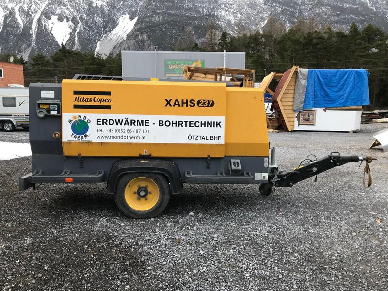 Atlas Copco Typ XAHS 237 Cd