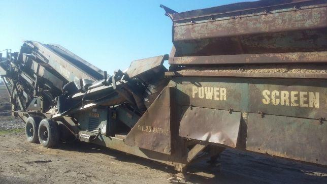 Powerscreen Chieftain Powerscreen