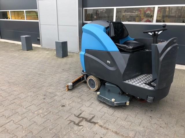 Fimap MG 100 Schrob/zuig Machine