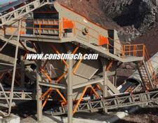 Constmach VIBRATING SCREEN  READY TO SHIPMENT