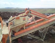 Constmach BELT CONVEYOR READY TO DELIVERY FOR SALE