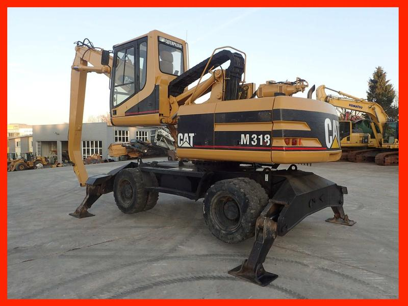 Caterpillar M 318 MH