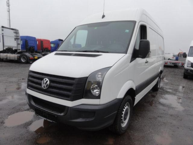 VW Crafter 35 2.0 TDI 2E/2F