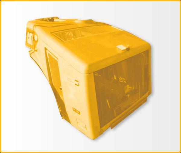 Caterpillar 330BL Hood