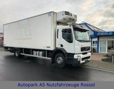 Volvo FE 280 Kühlkoffer Thermo King Klima Ladebordwand