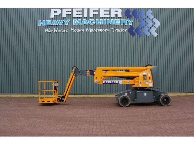 Haulotte HA15IP NEW / UNUSED, 14.87 m Working Height, Also