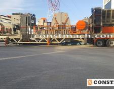 Constmach JT-1 Mobile Crushing Plant  FOR SALE!