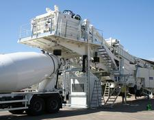 Frumecar ECA 300 concrete batch plant for sale Betonmischanlage mobil
