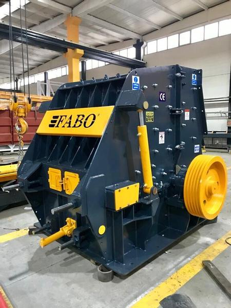 Fabo DMK-02 SERIES 170-250 TPH SECONDARY IMPACT CRUSHER