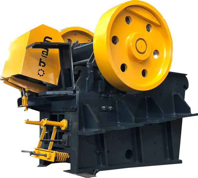 Fabo CLK-110 SERIES 180-320 TPH PRIMARY JAW CRUSHER