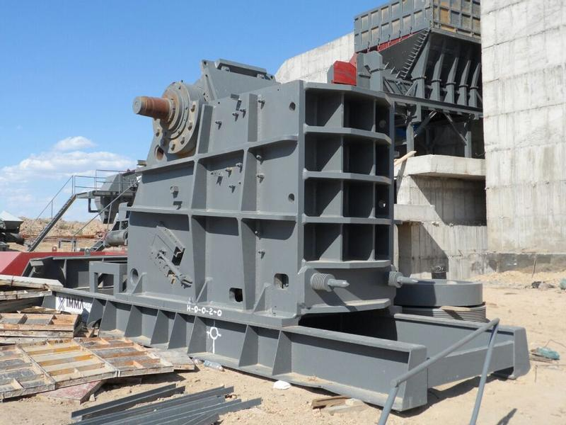 Fabo CLK-140 SERIES 320-600 TPH PRIMARY JAW CRUSHER