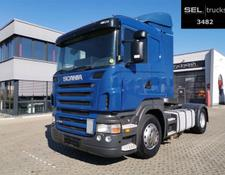 Scania R 420 / Manual Gearbox / German