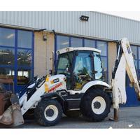 Used JCB Backhoe loader for sale - baupool co uk