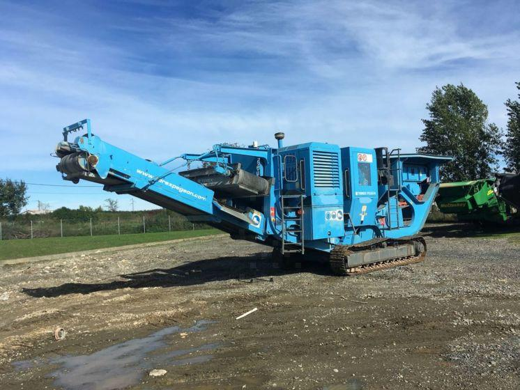 Terex Pegson Metrotrak HA