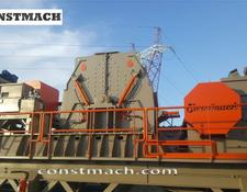 Constmach JT-1 Mobile Crushing Plant 175 TPH CAPACITY