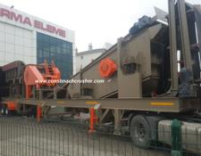 Constmach Mobile Jaw + Cone Crusher READY TO SHIPMENT