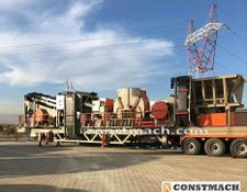 Constmach Mobile Crushing Plant   JT-1  IDEAL SOLUTION