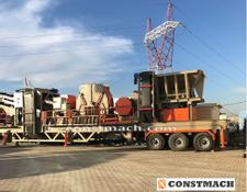 Constmach FOR SALE!  JT-1 Mobile Crushing Plant