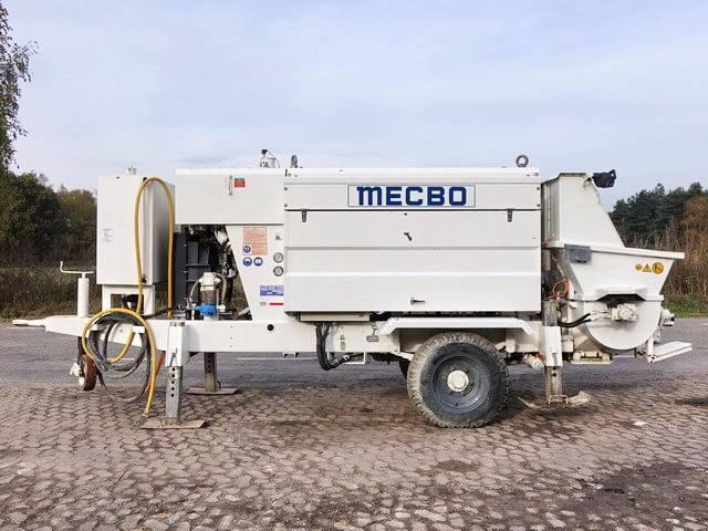 Mecbo CAR P4.65 Concrete Sprayer