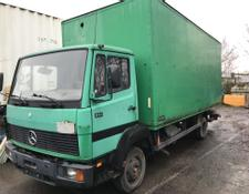 Mercedes-Benz 814 eco Power - Koffer Unterflur Ladebordwand