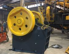 Fabo CLK SERIES 60-120 TPH PRIMARY JAW CRUSHER