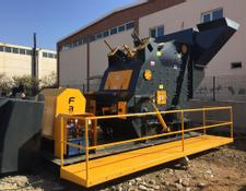 Fabo PDK-150 SERIES PRIMARY IMPACT CRUSHER