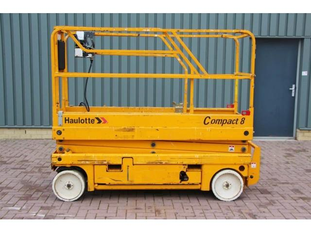 Haulotte COMPACT 8 Electric, 8.2 m Working Height, Non Mark