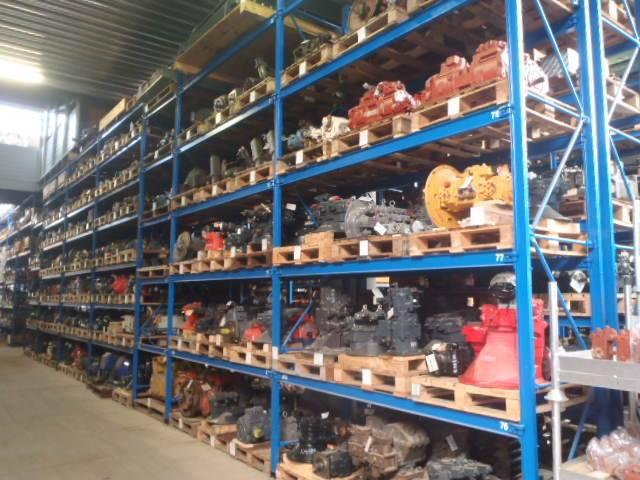 Many different Makes and Types of Hydraulic Pumps/