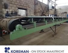 Steinert Belt conveyor with magnetic drum, BB950mm