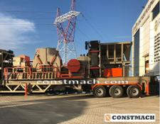 Constmach JT-1 Mobile Crushing Plant 150 TPH CAPACITY