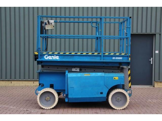 Genie GS3268DC Valid Inspection Till 02-2019, Electric,