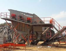 Constmach VIBRATING SCREEN READY AT STOCK