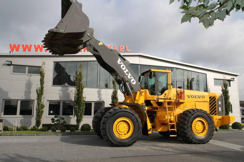 Volvo WHEEL LOADER 56.3 T L350F